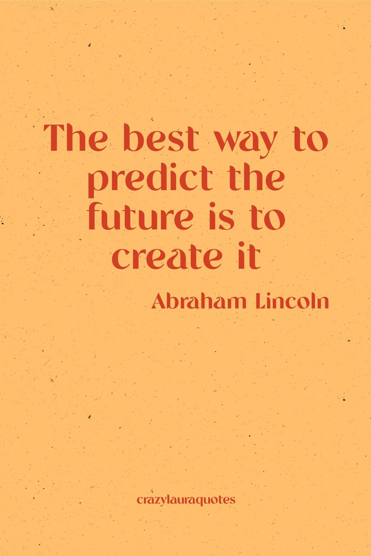 create the future monday motivation