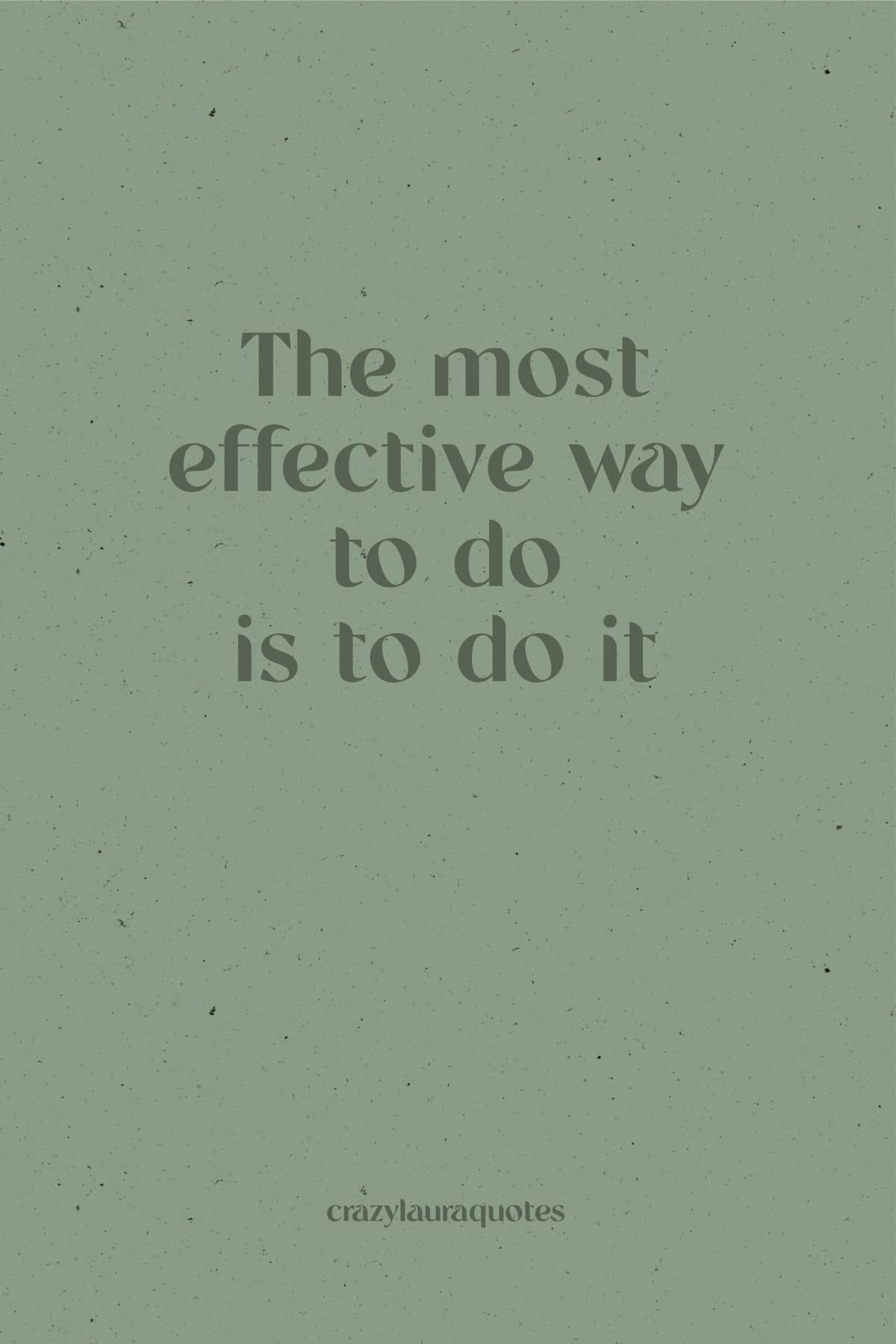 get it done monday motivational quote