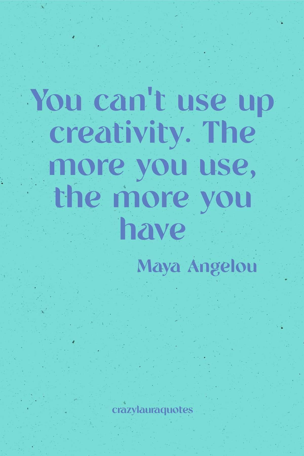 creativity quote for monday