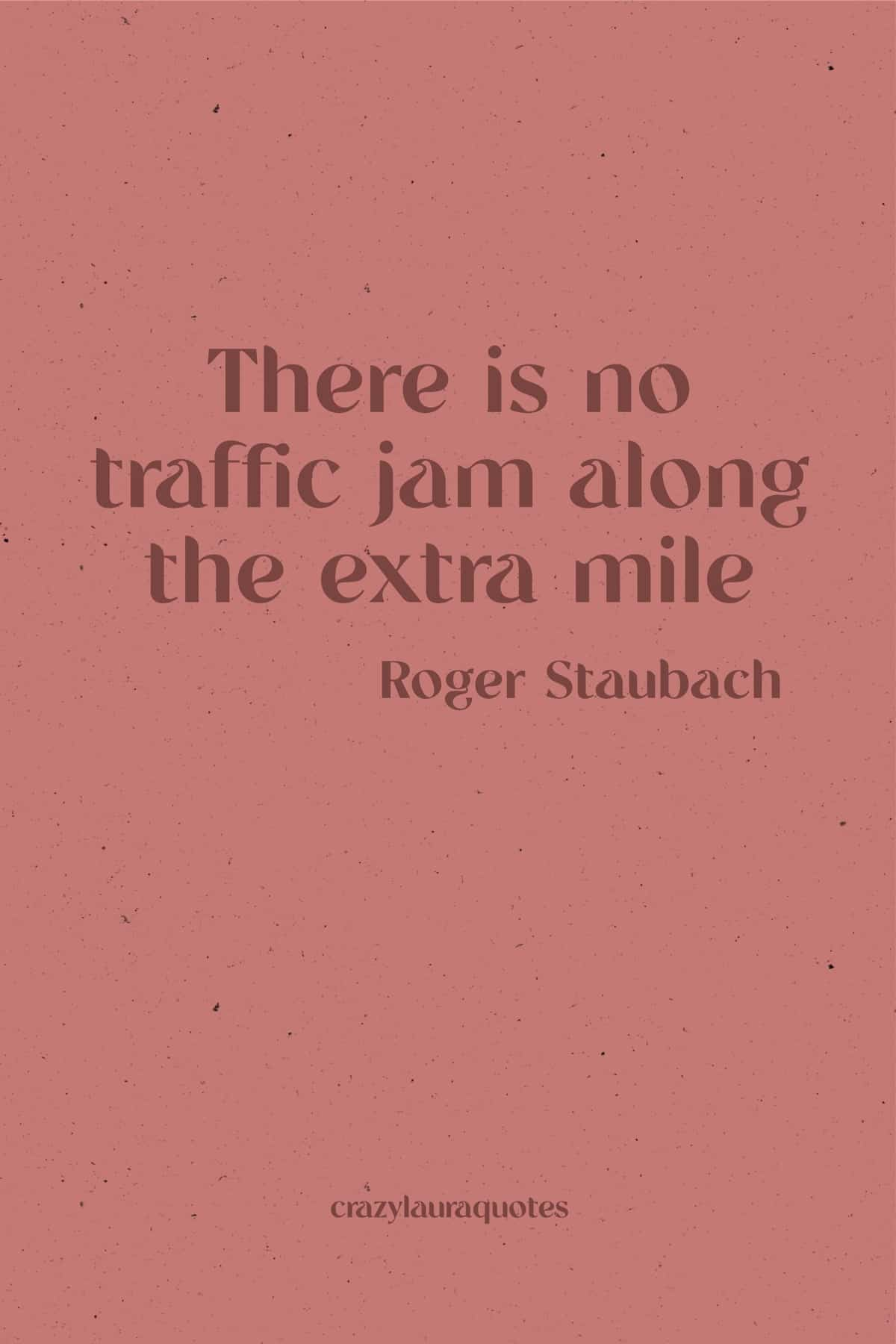 take the extra mile monday motivation