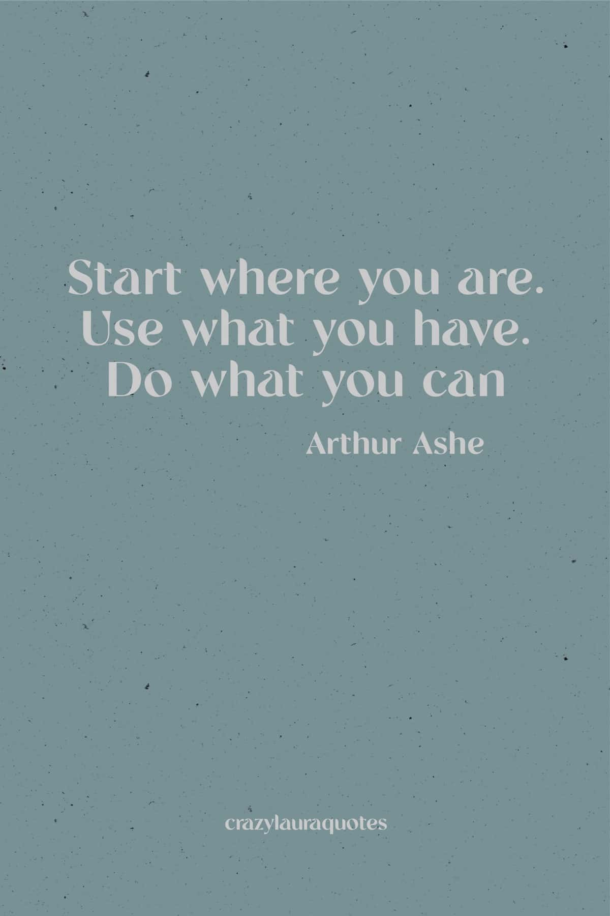 monday motivation quote to start now