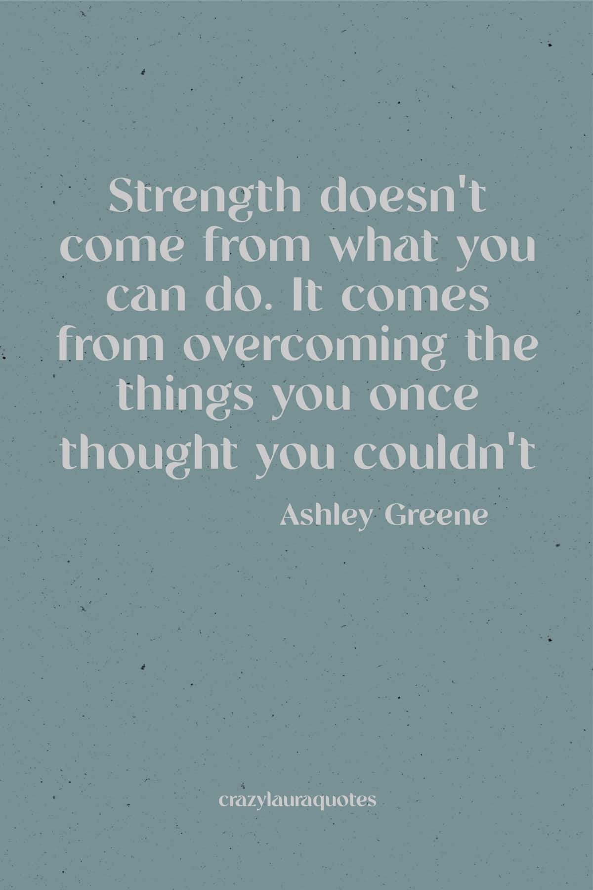 monday inspirational quote about strength