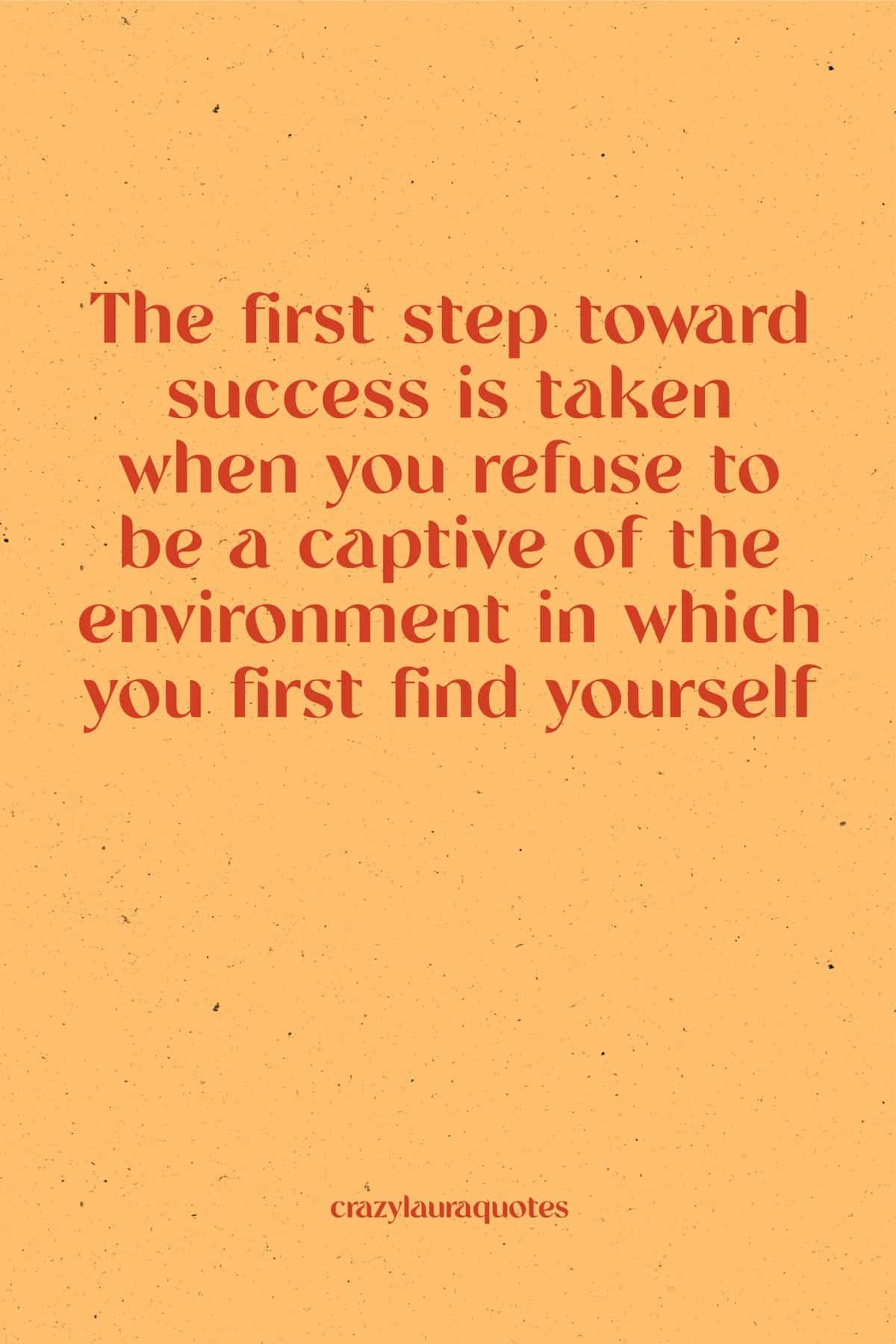 monday success quote inspiration
