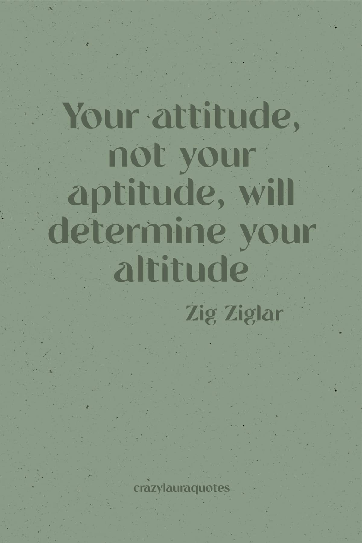 have a positive attitude monday quote