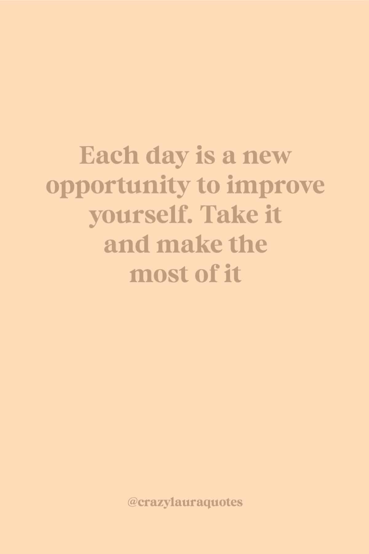 make the most of today workout quote