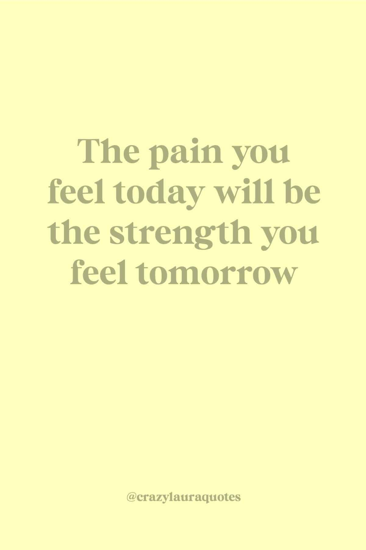 short sayings about strength